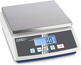 Balance de table avec affichage double au dos de la balance [Kern FCB 6K0.5] Precision up to 0,5 g, Weighing range max. 0,5 g