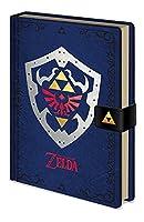 The Legend Of Zelda Premium Notebook/ゼルダの伝説保険料のノートブック