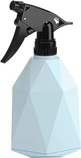 REPUGO Spray Bottle, Pressure Watering Can, Handheld Spray Bottles, Outdoor Indoor Plant Mister, 0.6L/20oz Plastic Water Spray Bottle for Garden, Plants, Cleaning, Hairdressing (Blue)
