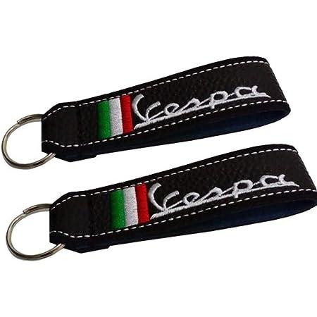 Vespa Doppelseitiger Schlüsselband 1 Stück Auto