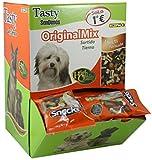 San Dimas Tasty Expositor Original Mix Snacks para Perros - Paquete de 40 x 60 gr - Total: 2400 gr