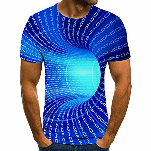 SSBZYES Camiseta De Verano para Hombre Camiseta De Manga Corta para Hombre Camiseta De Cuello Redondo Camiseta De Impresión De Gran Tamaño Camiseta De Moda para Parejas Camiseta Deportiva Top