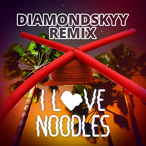 I Love Noodles - The Pool Noodle Hat Song (Diamondskyy Remix)