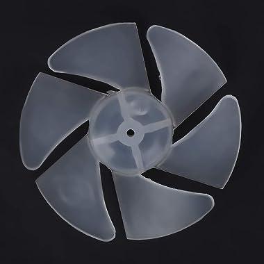 Lame de ventilateur à condenseur, ventilateur de plafond à lame légère facile à enlever, café dur et doux pour la maison de b