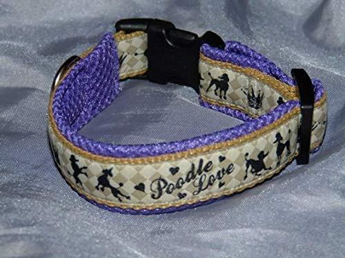 Hunde Halsband Pudel