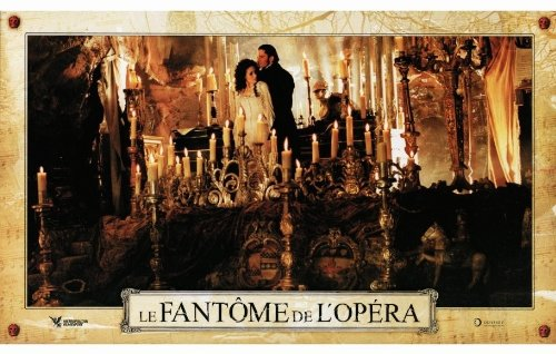 The Phantom of the Opera POSTER Movie (11 x 17 Inches - 28cm x 44cm) (2004) (French Style H)