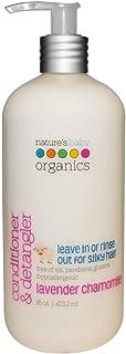 Nature's Baby Organics, Conditioner & Detangler, Lavender Chamomile, 16 oz (473.2 ml)