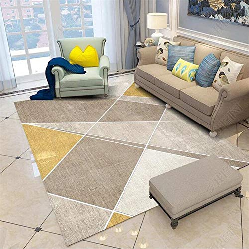 XTUK Home Decoration Rug Doormat Room Non Slip Carpet Bed Rugs Parlor Decor Area Rug Urable Rug Soft Carpet Dining Rooms Family Rooms Hallways Foyers Playrooms Kids Play Mat 140 * 200cm