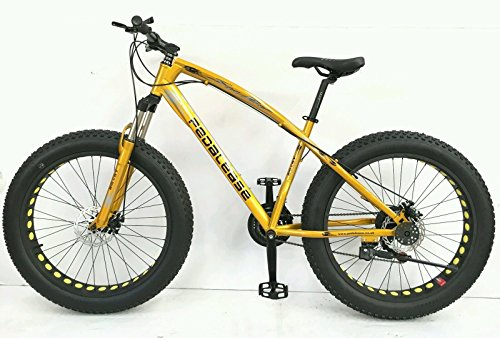 Pedalease Big Cat Fat Bike VTT Snow...