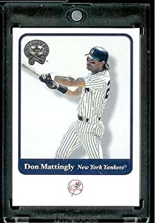 don mattingly fleer 91