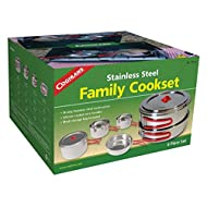 """Coughlans Stainless Steel Cook Set, 8.5"""" x 8.5"""" x 5"""" (1814)"""
