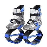HLDUYIN Unisex Anti-gravità Corsa Stivali Jumping Shoes Rimbalzo Scarpe per Bambini Adulti Body Shaping Scarpe di Coordinamento E Rafforzare - Scarpe Fitness Accessori,XXL