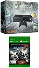 Xbox One 1TB Console - Tom Clancy's The Division Bundle and Gears of War 4 Standard Digital