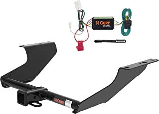Curt 13147-56040 Trailer Hitch and Wiring Package