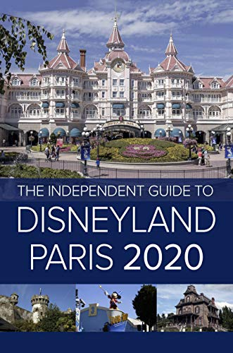 Amazon Com The Independent Guide To Disneyland Paris 2020 The Independent Guide To Ebook Costa G Kindle Store