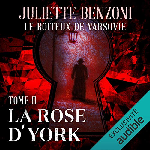 Couverture de La rose d'York