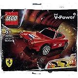 LEGO Ferrari Shell Promo 30193 Ferrari 250 GT Berlinetta Ferrari Lego (japan import)