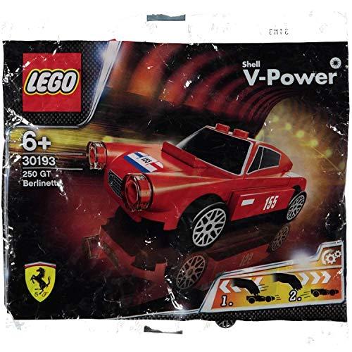 LEGO Ferrari Shell Promo 30193 Ferrari 250 GT Berlinetta Ferrari (Japan Import) by