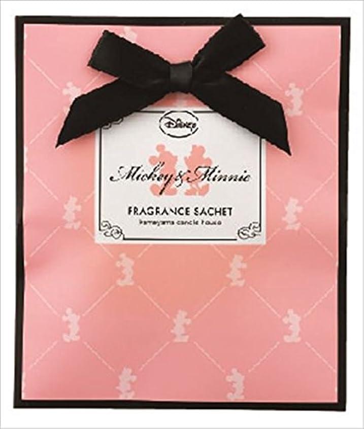 ニュース無意識亡命kameyama candle(カメヤマキャンドル) ディズニーフレグランスサシェ 「 ミッキー&ミニー 」 ルームフレグランス 110x130x12mm (E3210510)