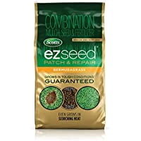 Scotts EZ Seed Patch and Repair Bermudagrass, 10 lb. Combination Mulch, Seed, Fertilizer