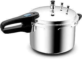Giantex 6-Quart Aluminum Pressure Cooker Fast Cooker Home Kitchen Pot for Rice or Soup
