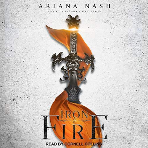 Page de couverture de Iron & Fire
