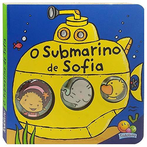 Livro-bolha: O submarino de Sofia