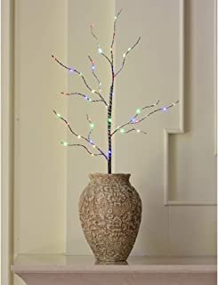 artificial twigs with lights