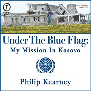 Under The Blue Flag cover art