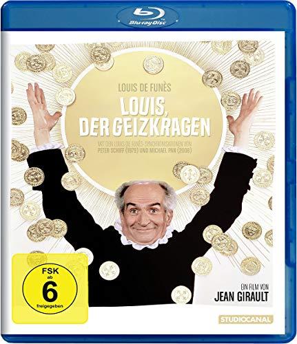 Louis, der Geizkragen [Blu-ray]