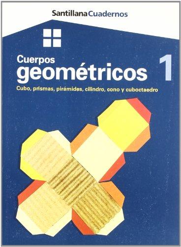 Cuadernos Cuerpos Geometricos 1 - 9788429477795