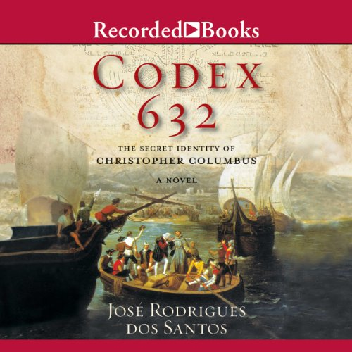 Codex 632 audiobook cover art