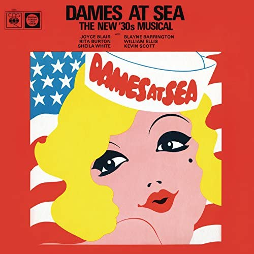 Original London Cast of Dames at Sea