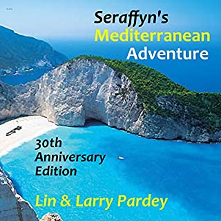Seraffyn's Mediterranean Adventure audiobook cover art