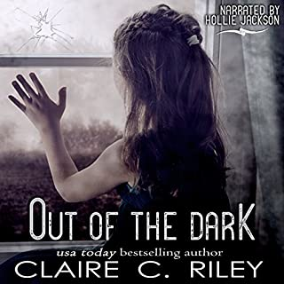 Out of the Dark audiobook cover art