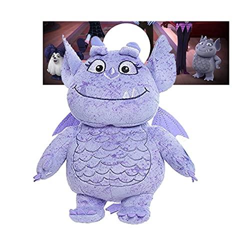 Jumior vampirina Peluche de Juguete, dragón púrpura Pet jr Girl, Figura de Animal de Peluche Animado, Regalo de cumpleaños de Navidad de Halloween de Tipos