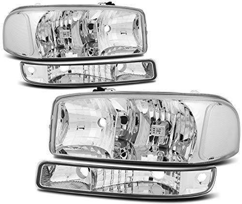 05 sierra clear headlights - 4