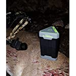 HME -TNGOZN Throw-N-Go Ozone Air Purifier, Black 8 Purify the air around you or throw it in your duffel bag and eliminate odor on your clothing and gear 200 square feet of coverage from 20 mg/hour ozone generator, leaving no scent or residue Includes rechargeable 5000 mAh battery with 8 hour run time from full charge