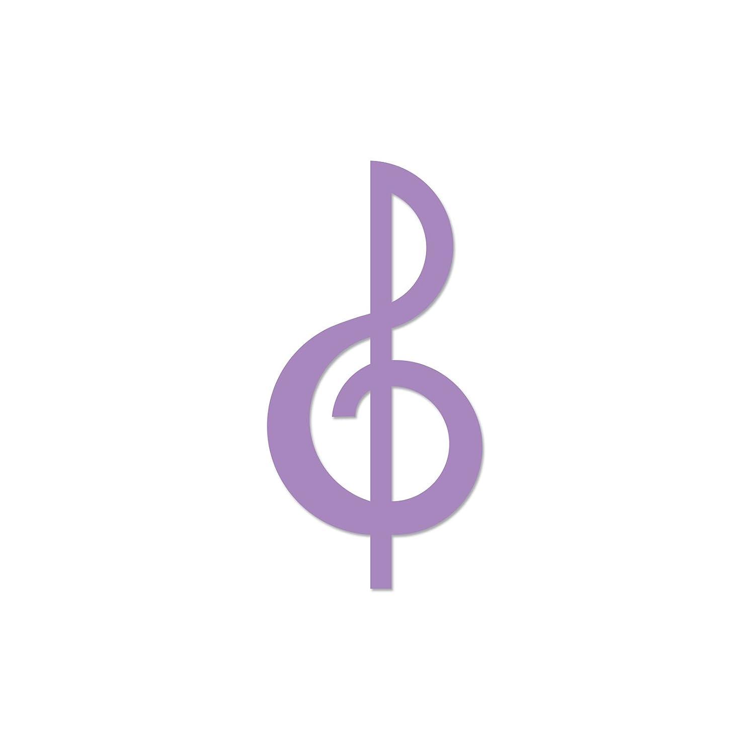 Ellison SureCut Die, Music Treble Clef, Large