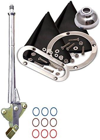 Regular dealer American 5% OFF Shifter 528529 Kit 904 23 Cable Swan Brake E T
