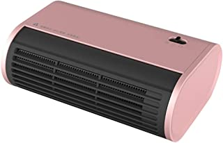 DENGSH 500W Pequeña el Ahorro de Energía Calefactor Eléctrico,Diseño de cabeza sacudida Calentadores,la Protección Térmica/rosado / 500W