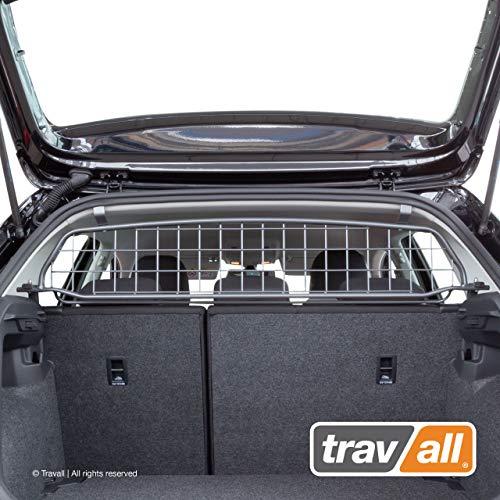 Travall Guard Hundegitter Kompatibel Mit Volkswagen Polo Fließheck (Ab 2017) TDG1591 - Maßgeschneidertes Trenngitter in Original Qualität