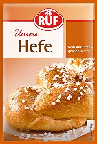 RUF Limited Edition Hefe im 6er Vorratspack, 42 g