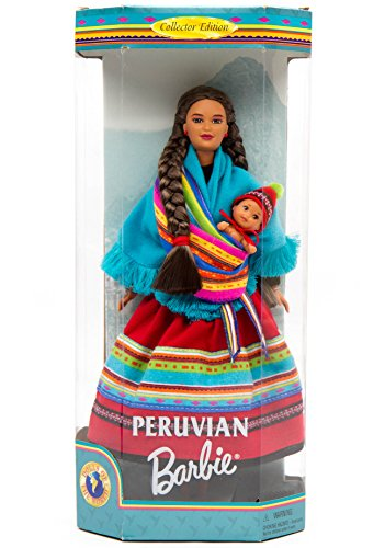 Barbie 1999 Peruvian