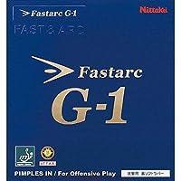 ニッタク(Nittaku) 卓球 ラバー ファスタ-クG-1 NR8702 ブラック (71) 4