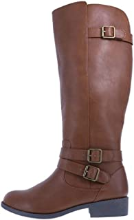 American Women's Knee High Eagle Maggie Riding Boots