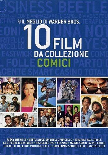 Il Meglio di Warner Bros. -10 Film Comici [Edizione da Collezione] [Import]