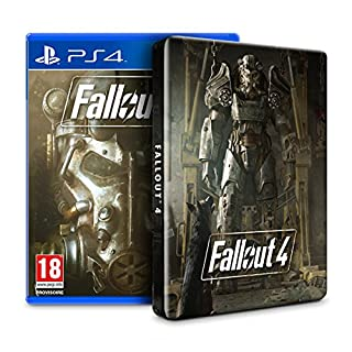 Fallout 4 + steelbook - exclusif Amazon (B012WSLY4S) | Amazon price tracker / tracking, Amazon price history charts, Amazon price watches, Amazon price drop alerts