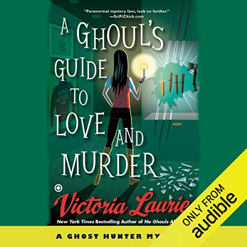 A Ghoul's Guide to Love and Murder cover art