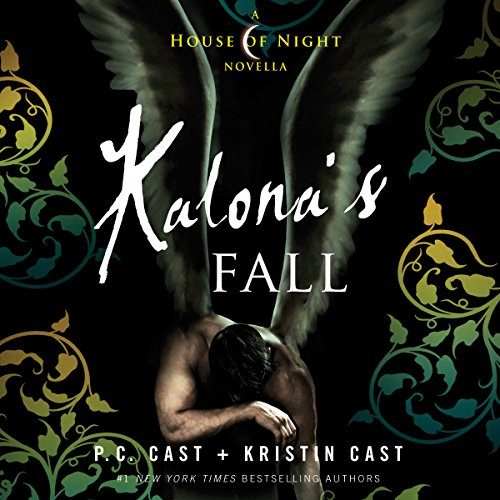 Kalona's Fall audiobook cover art